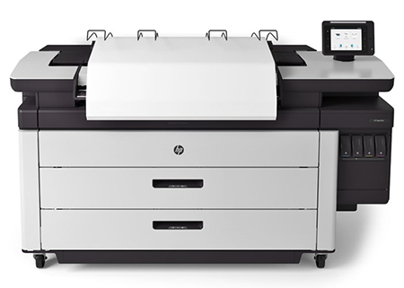 HP PageWide XL4500 MFP
