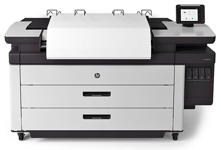 HP PageWide XL 4000
